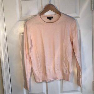 Women's Banana Republic Light Pink Light Sweater